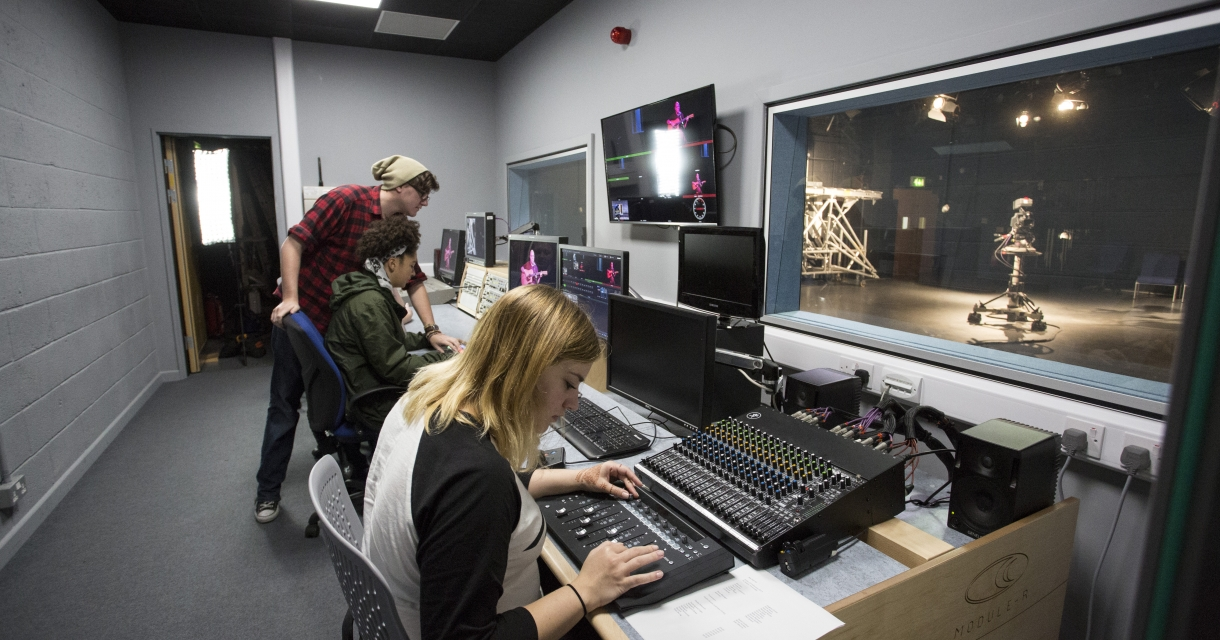 Media Equipment and Facilities | Falmouth University