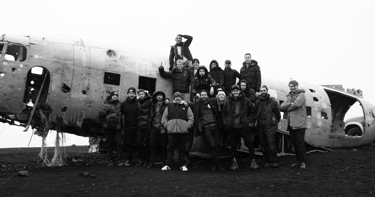 Crew Plane