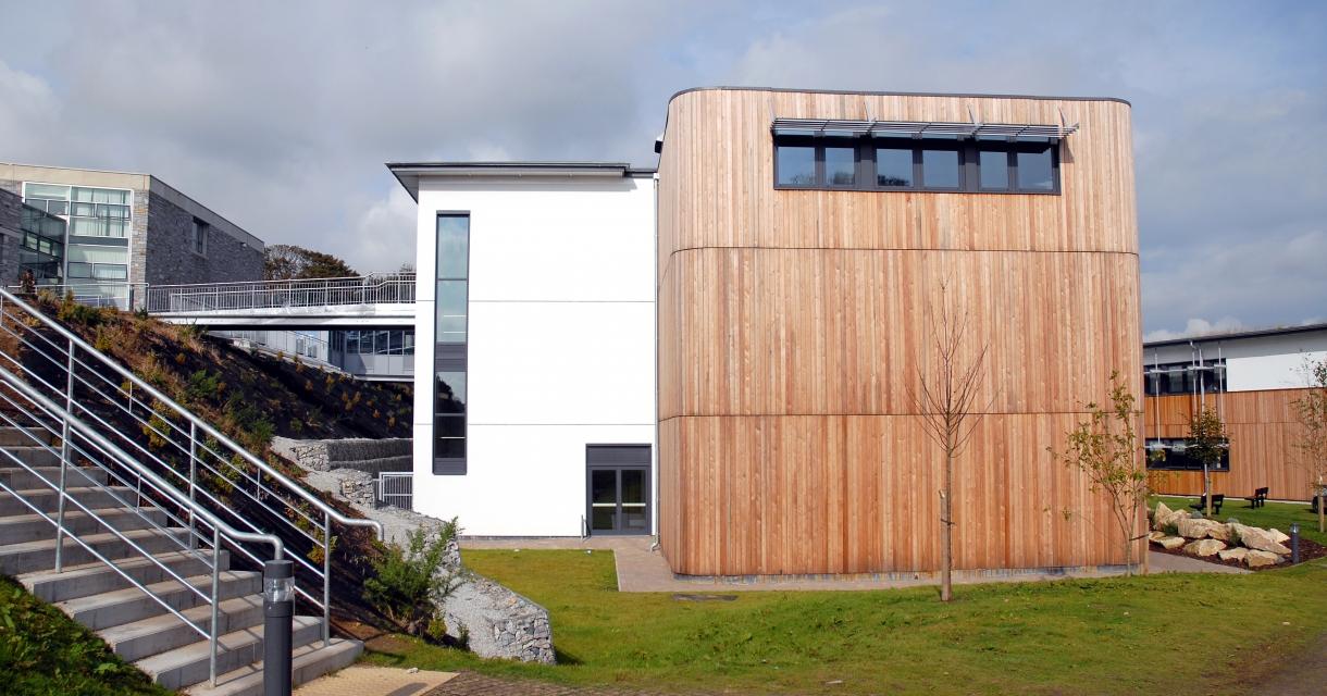 Photography centre exterior.