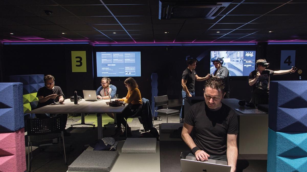 Immersive Computing BSc(Hons)