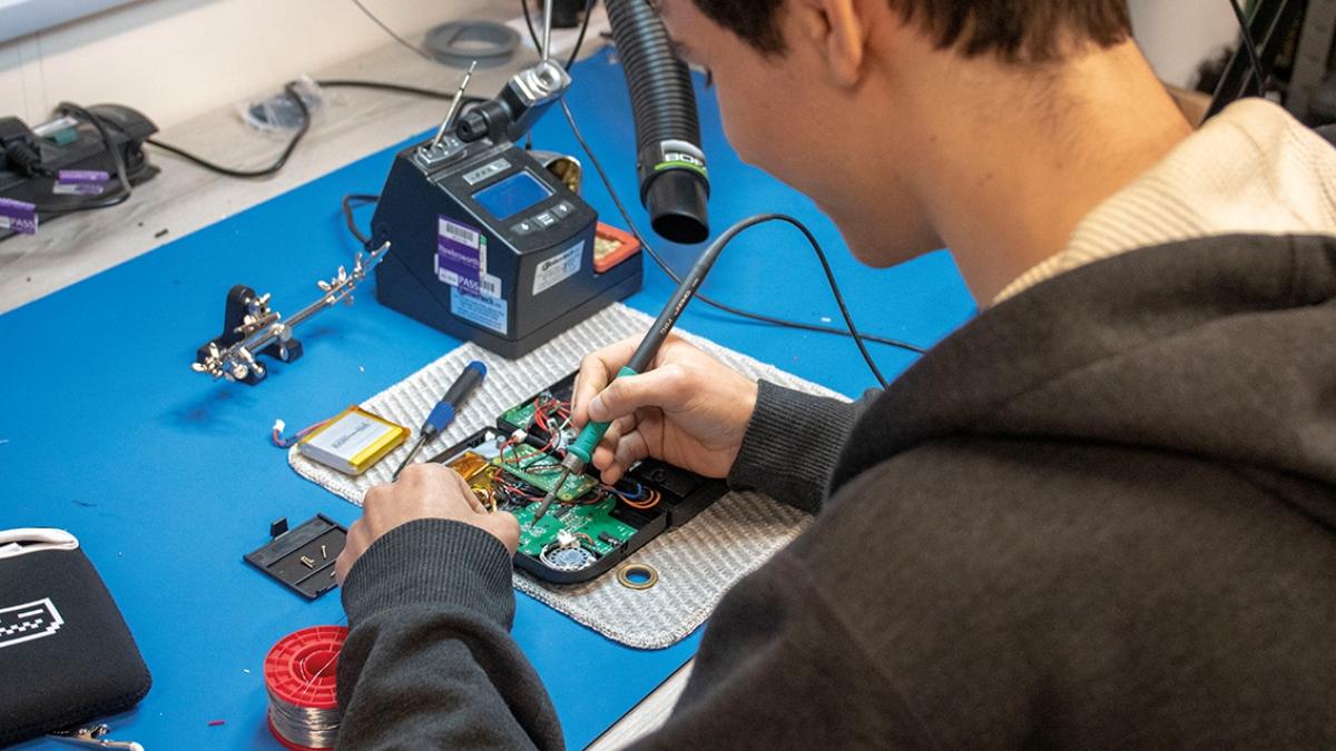 Robotics BSc(Hons)
