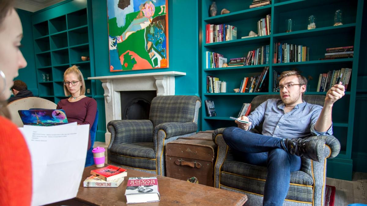 Falmouth university journalism and creative writing theme park creative writing