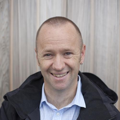 Adrian Bossey staff profile
