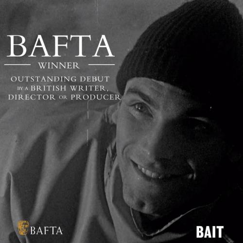 BAIT BAFTA win poster