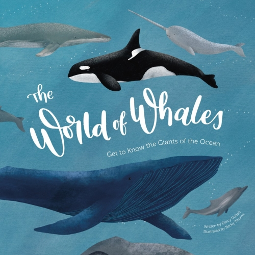 The World of Whales book cover