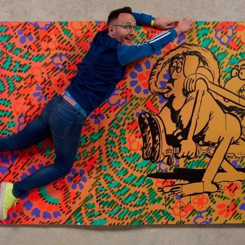 Artist John Walter
