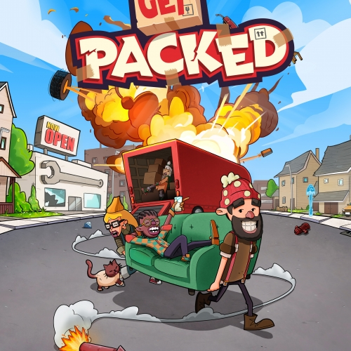 Image from Get Packed game