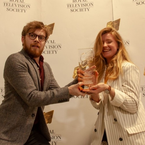 students win RTS award