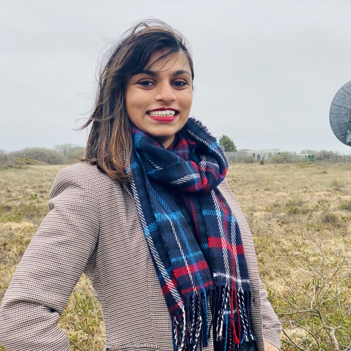 Data Duopoly Co-Founder Tanuvi at Goonhilly