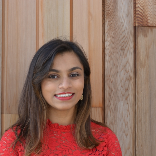 Tanuvi Ethunandan, co-founder of Data Duopoly