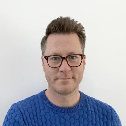 Ian Monroe staff image