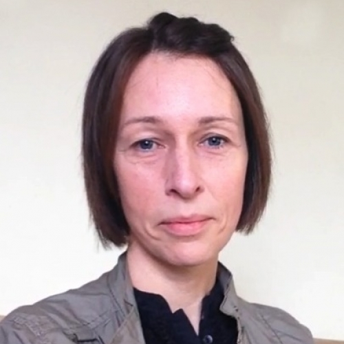 Dr Abigail Wincott staff picture