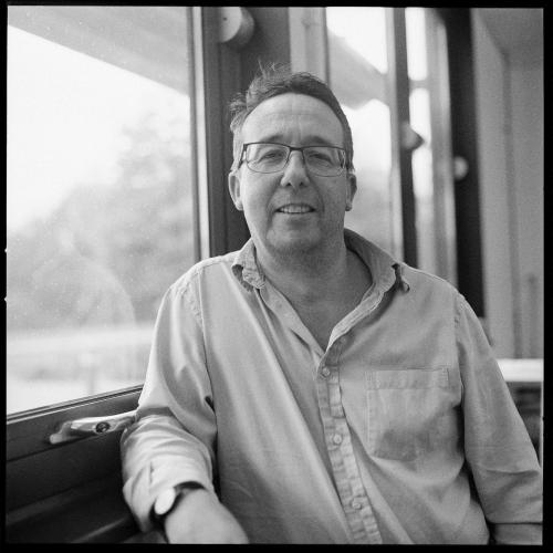 Dave Mann staff profile image