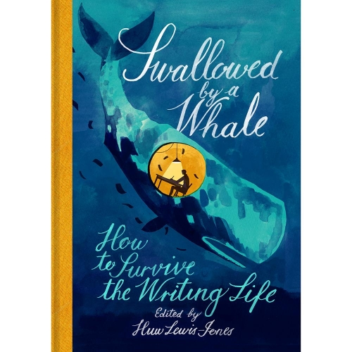 Swallowed By A Whale book by Dr Huw Lewis-Jones