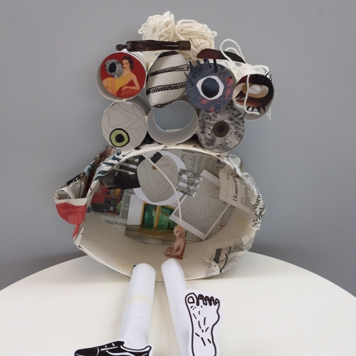 art work model