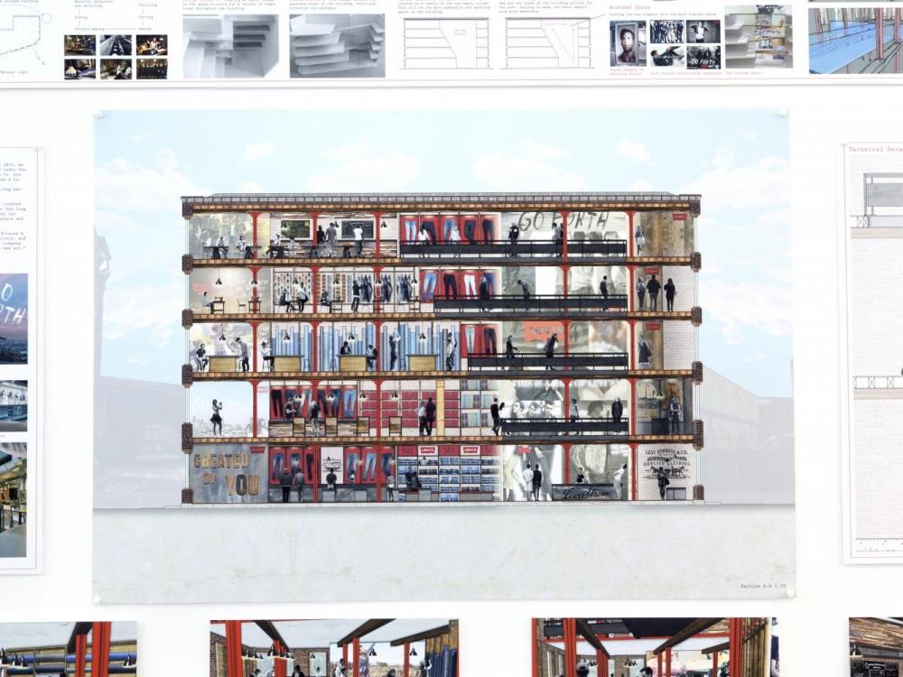 BA(Hons) Interior Design degree course | Falmouth University