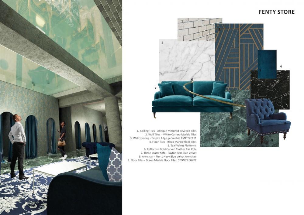 Ba Hons Interior Design Degree Course Falmouth University