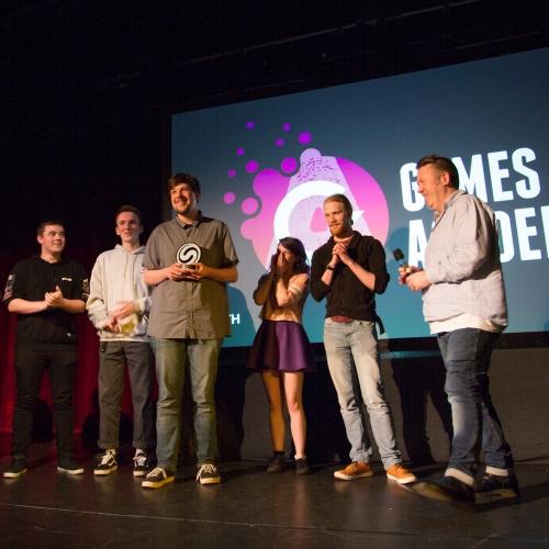 Games Academy Expo Award Ceremony