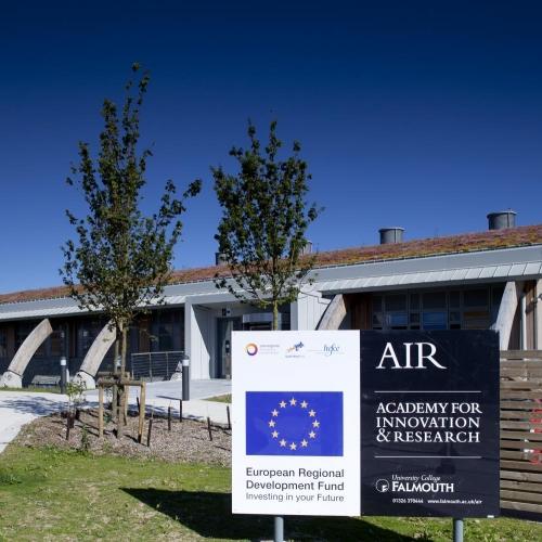 AIR building exterior.