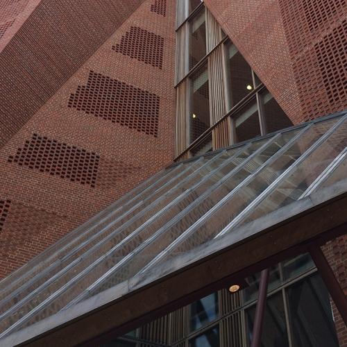 Angular building