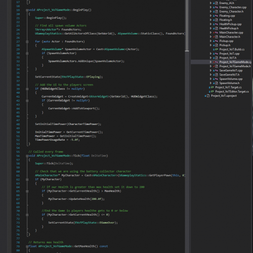 A screenshot of coding.