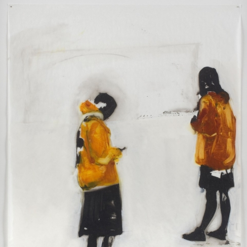 Distracted, Distracted by Fine Art graduate Shelly Tregoning