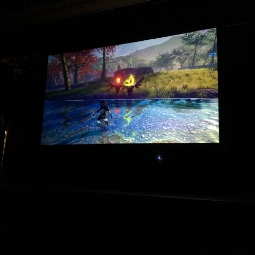 Games Expo presentation