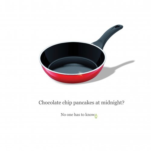 A Fairy ad with a frying pan