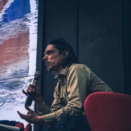 Photo of Jeremy Deller