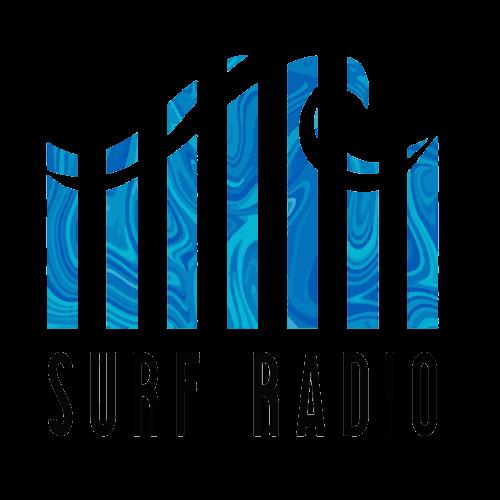 Transparent Black Surf Radio