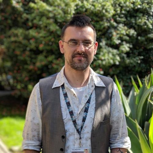 Leon Wolfe profile picture - Software Trainer