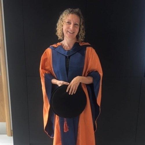 Dr Ruth Heholt: profile image